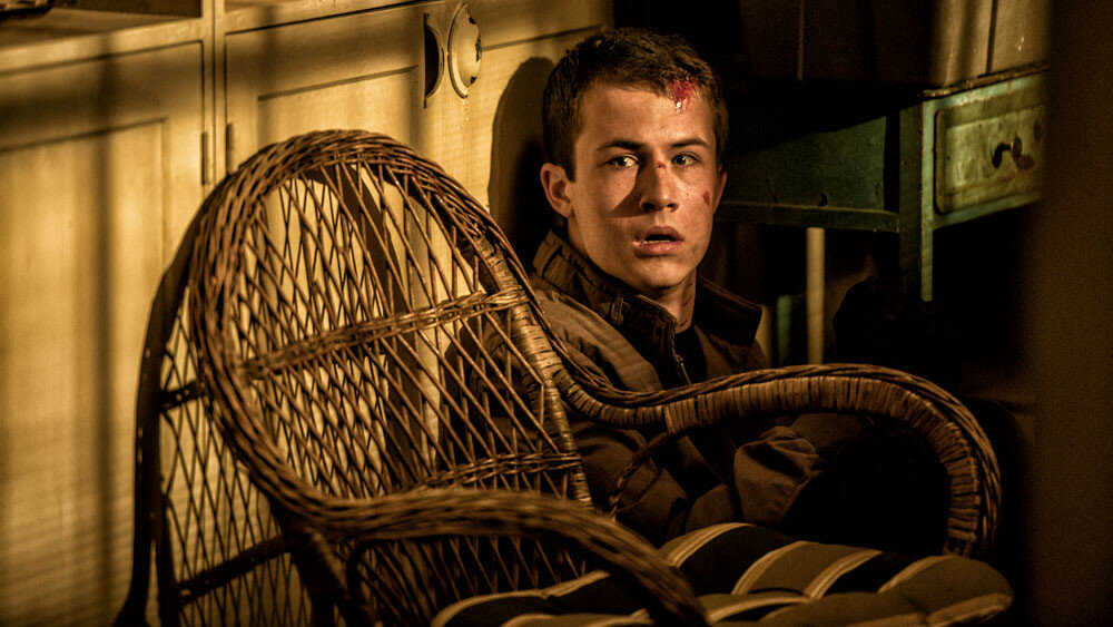 Dylan Minnette stars in Screen Gems' horror-thriller DON'T BREATHE.