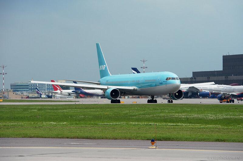 Boeing 767-3G5/ER (VP-BOY) Ikar 145_D702736