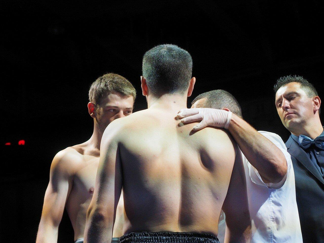 63 Вечер профессионального бокса в Магнитогорске 06.07.2017