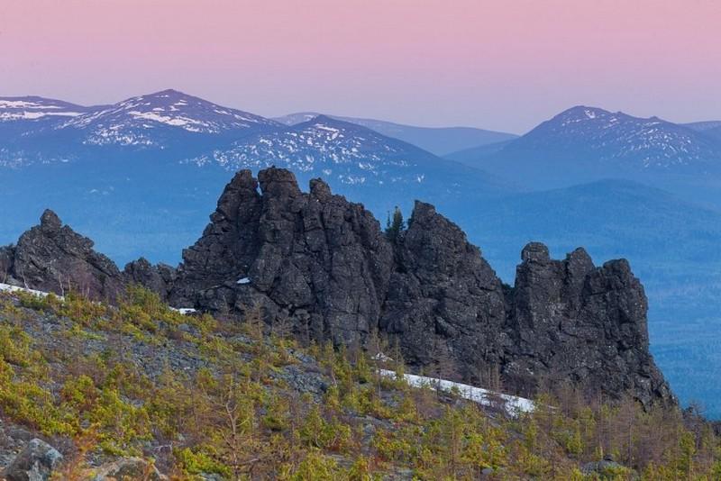 Конжаковский камень: наивысшая точка на Северном Урале
