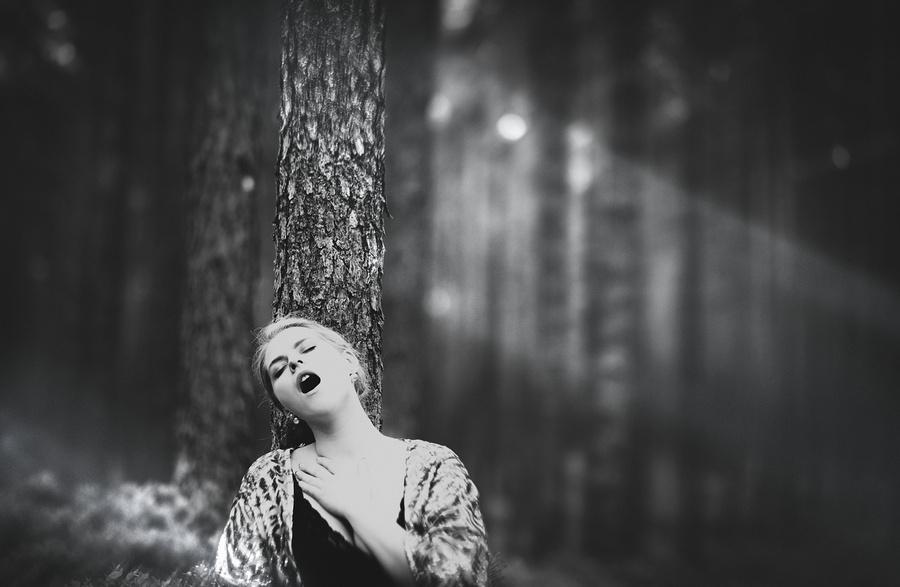 Фотограф Альберт Поцей: «Оргазм»