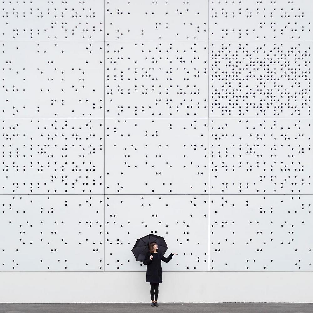 Креативные архитектурные портреты от дуэта фотографов