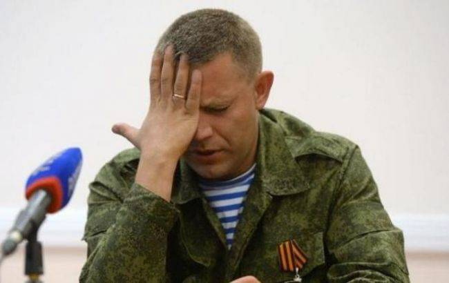 """Террорист Захарченко ищет встречи с любым укранским политиком, кроме Турчинова: """"С ним встречаться не буду"""""""