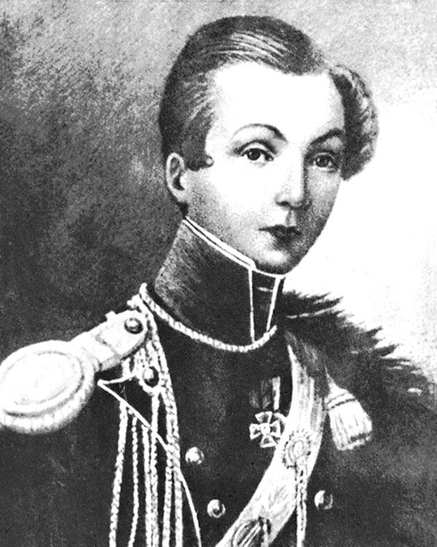 Первая  русская женщина-офицер Надежда Дурова.jpg