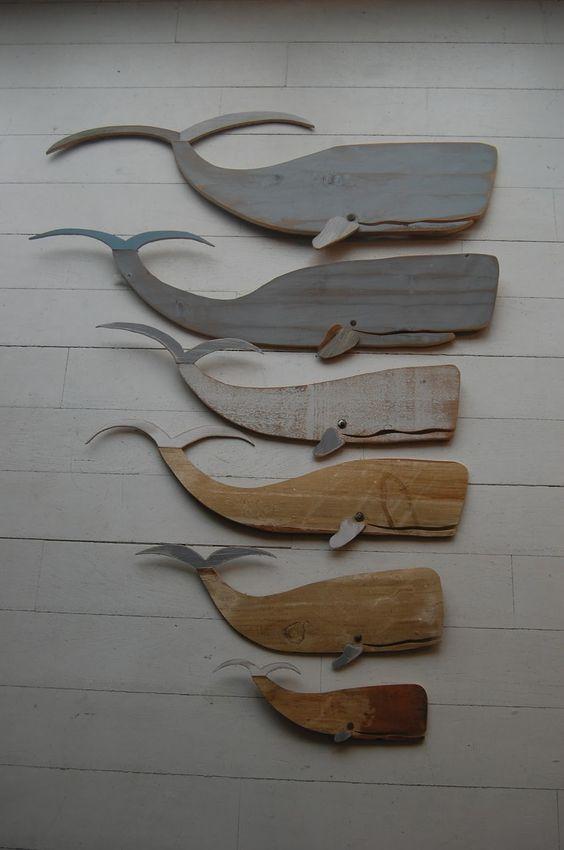 кашалоты панно