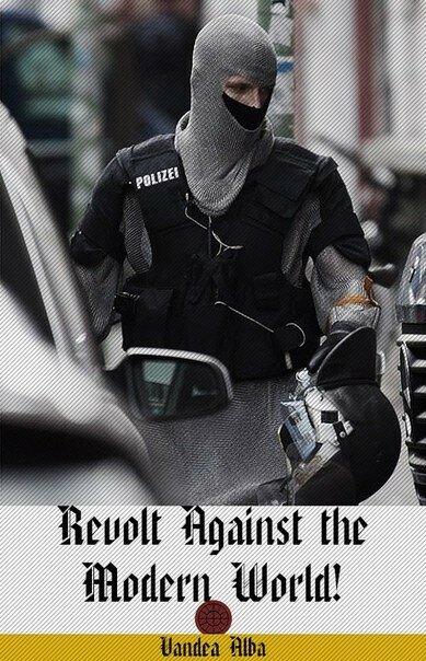 Немецким полицейским стали выдавать защиту от колюще-режущих предметов