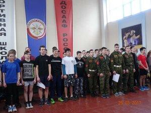 Лига военно-патриотических клубов