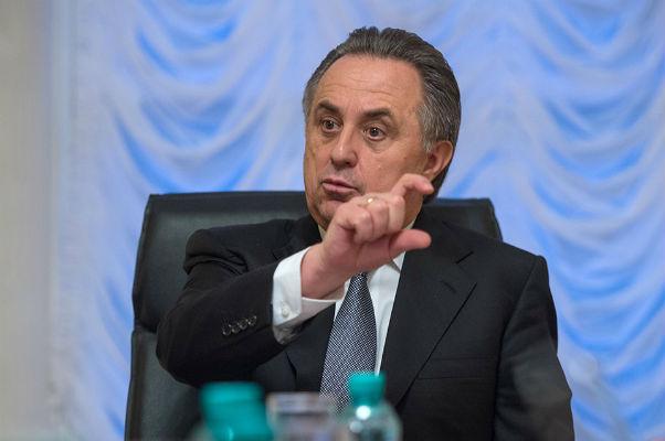 Мутко прокомментировал предложение NADO отнять  Российскую Федерацию  всех состязаний  — Неваше дело