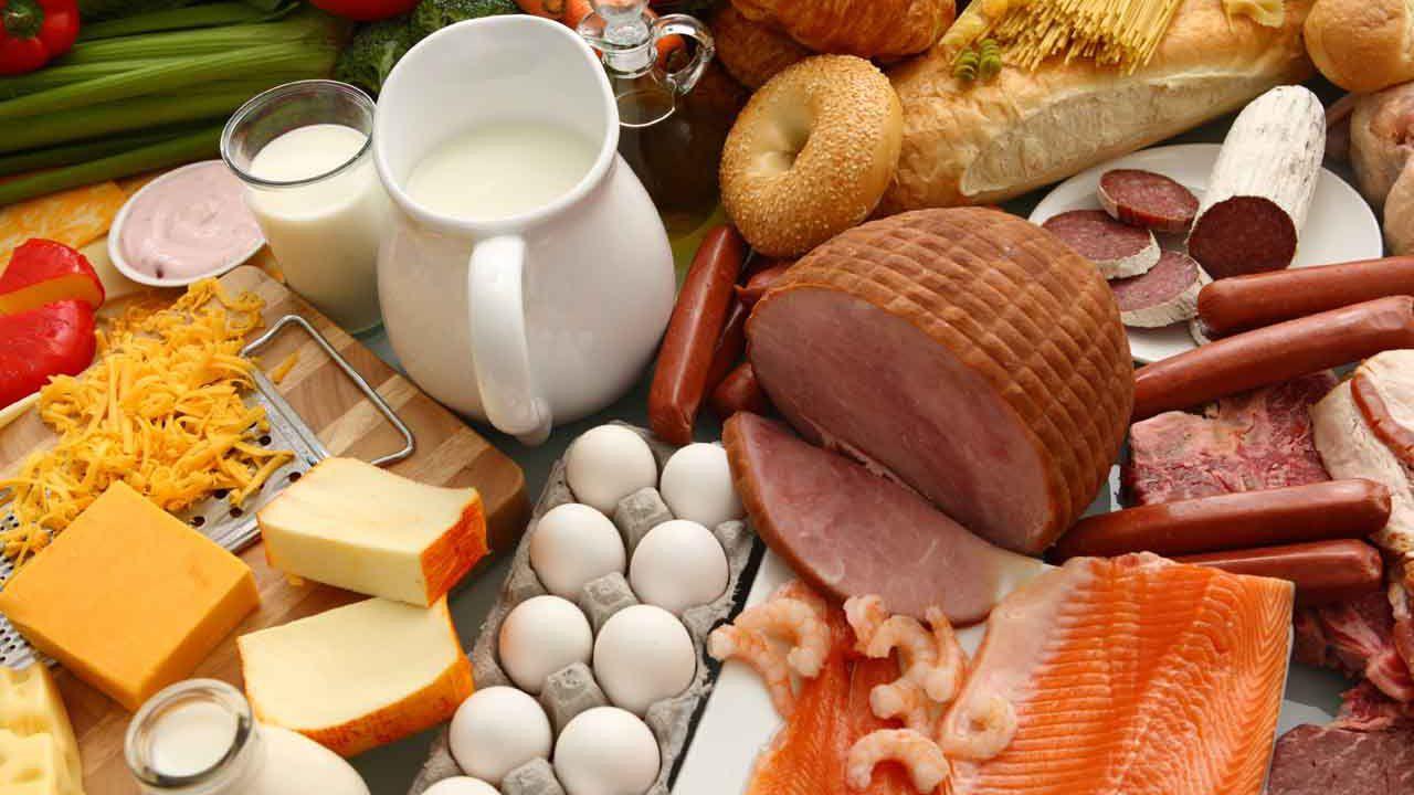 Жители  РФ  заменили мясо имолоко врационе наовощи