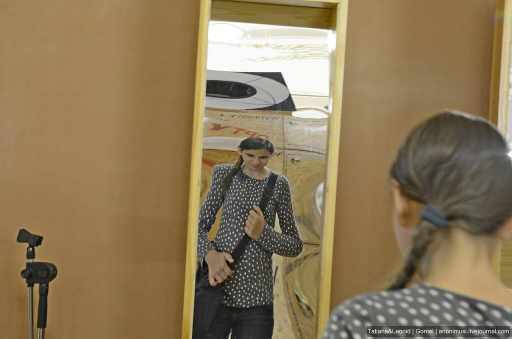 Выставка Очевидное - невероятное. Оптика