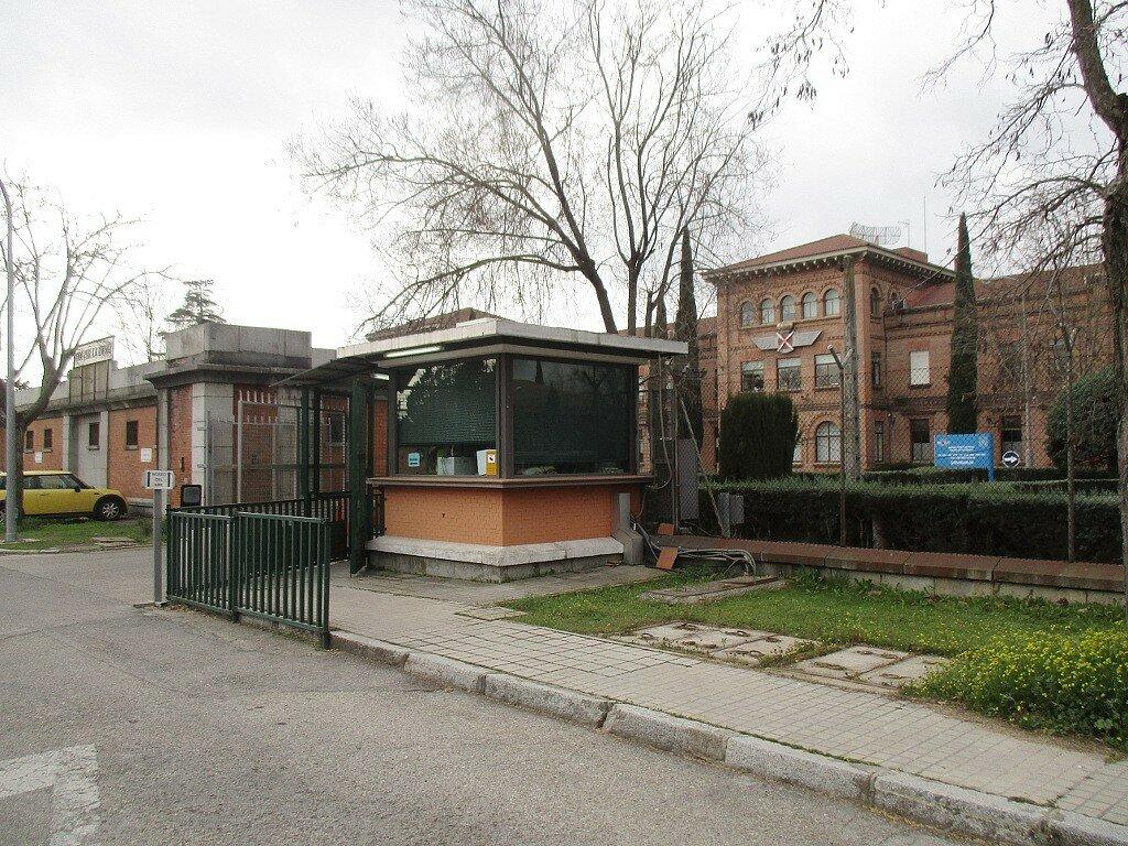 Madrid. The Museum of Aeronautics.