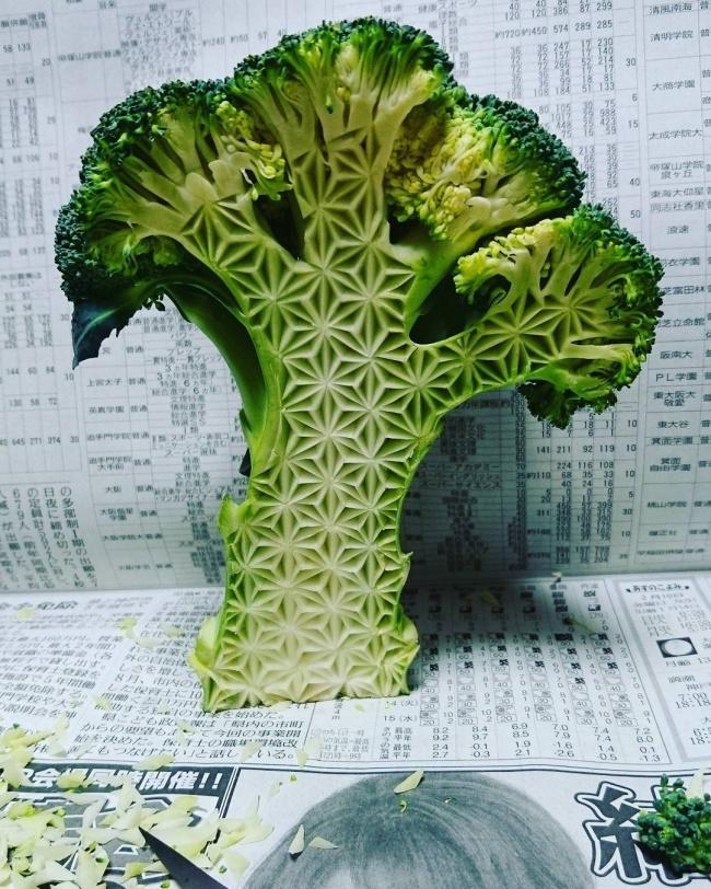 © reddit.com  ВЯпонии весьма ценится искусство мукимоно, тоесть художественная резьба поово