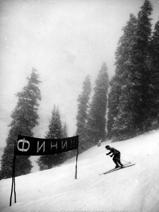 Советская оттепель в колоритных фотографиях русского американца (6 фото)
