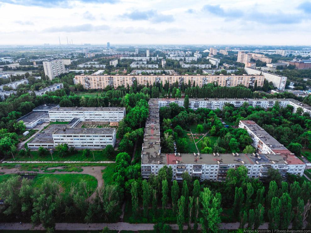 40. Впереди — Волга.