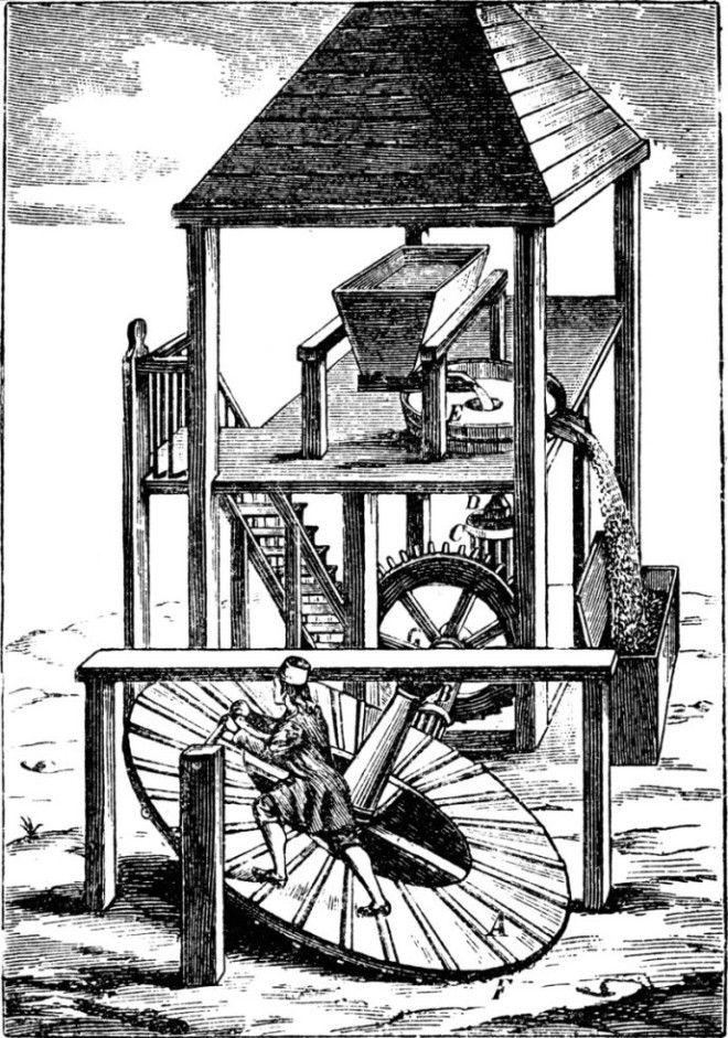 На рубеже веков правительства стран стали изымать из тюрем эти машины. Условия пребывания заключенны