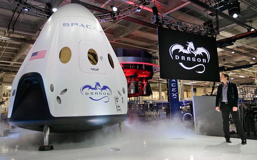 SpaceX ($ 12 млрд). Американский производитель космической техники. Создатель семейства ракет Falcon