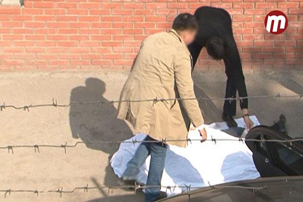 Выстрелом встекло авто убили местного юриста вУлан-Удэ