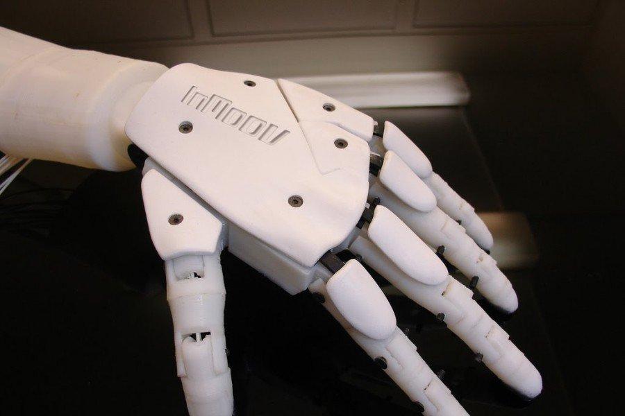 Самарский институт разрабатывает «чувствительную руку» для космического робота