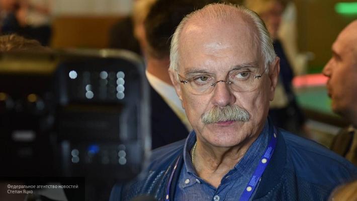 Свердловский губернатор пригласил Михалкова наэкскурсию в«Ельцин Центр»