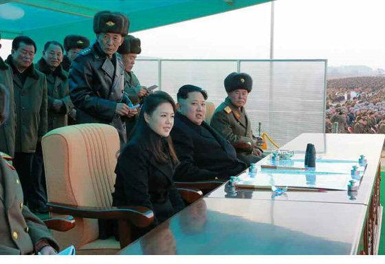 Супруга Ким Чен Ына тайно родила сына