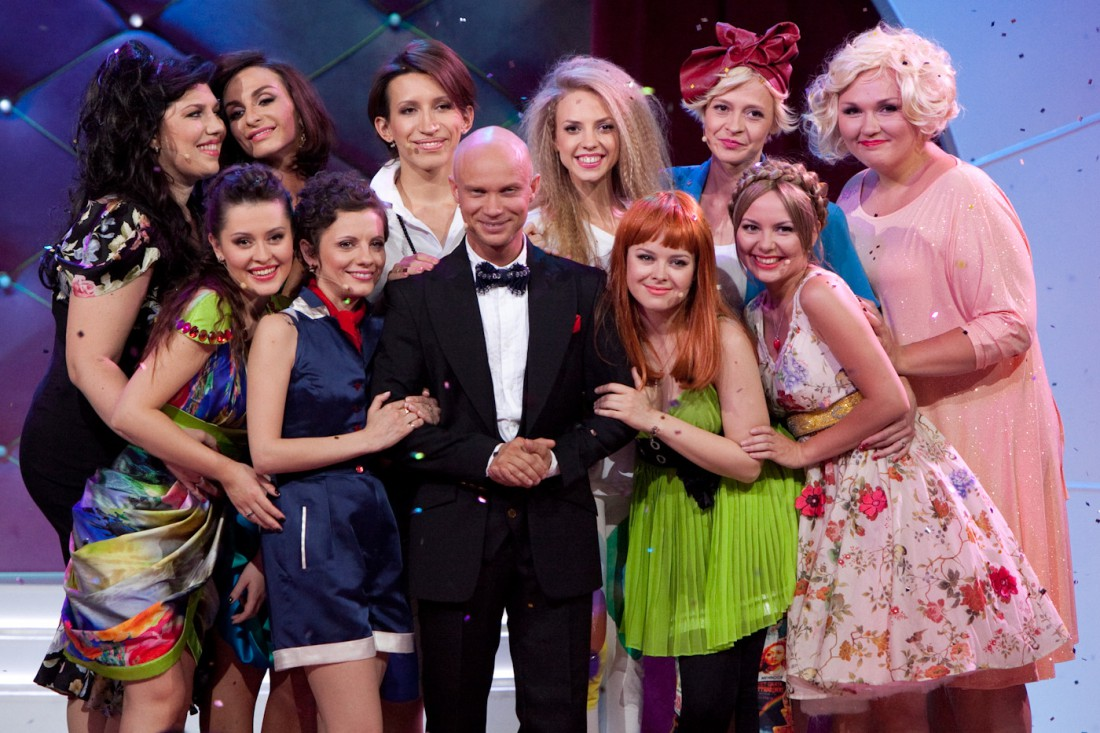 Comedy Women после концертов вКрыму выступили вКиеве