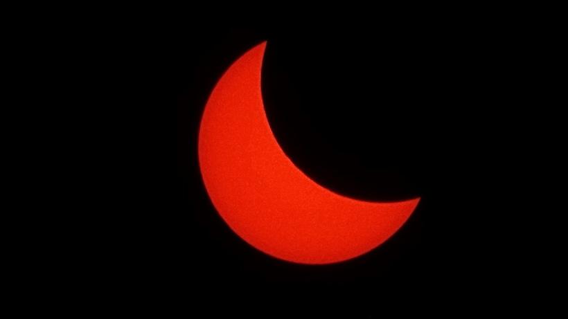 NASA снимет солнечное затмение в30 километрах над Землёй