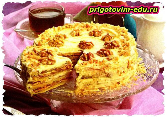 Торт «Прекрасная Мария»