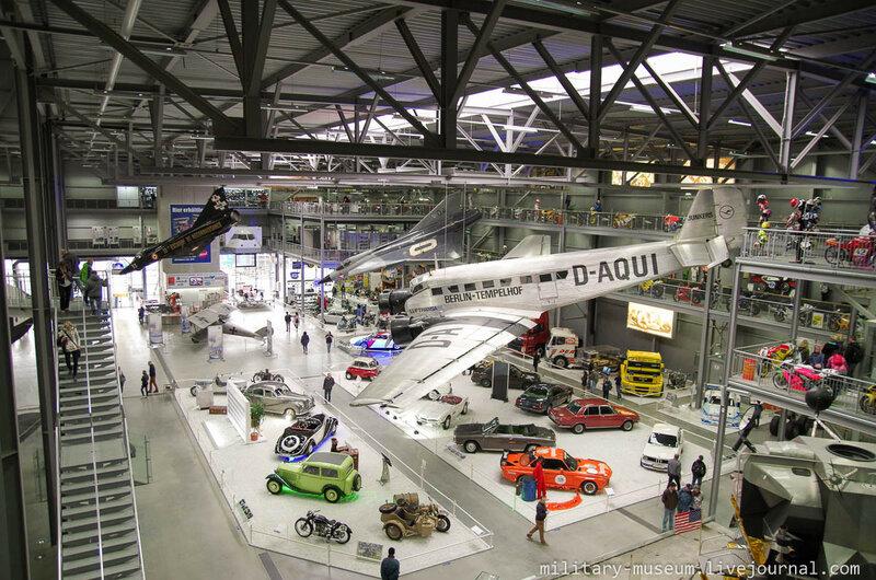 Музей техники в Шпайере
