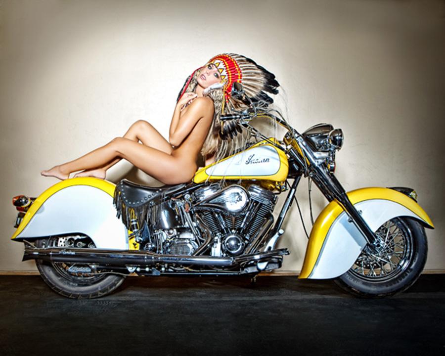 Photos of latina nudists