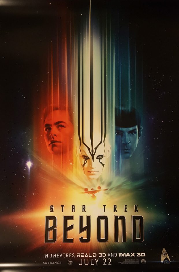 Is the just released Star Trek Beyond really boldly going beyond where no Star Trek has gone before!