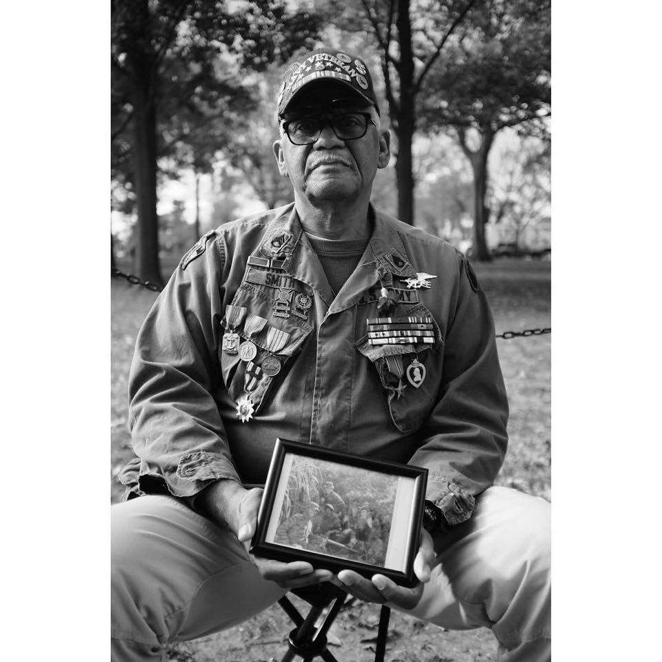 Powerful Black & White Photographs by a War Veteran