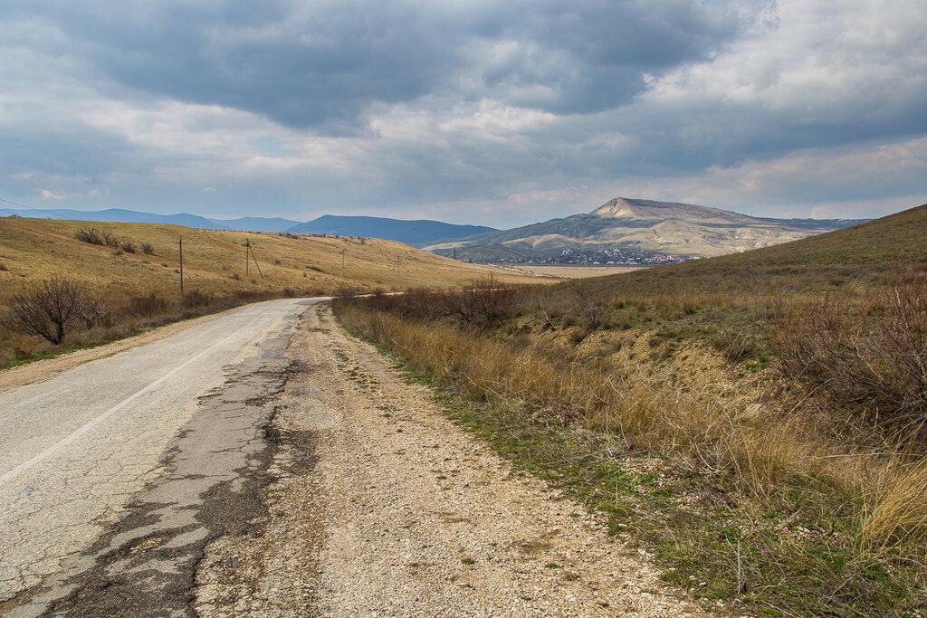 Дорога на Наниково