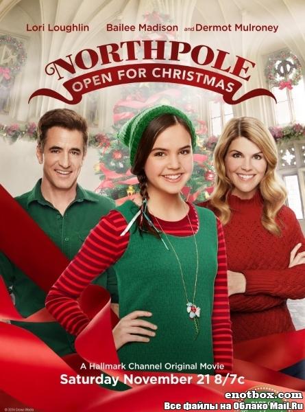 Северный полюс: Открыт на Рождество / Northpole: Open for Christmas (2015/HDTV/BDRip/DVDRip)