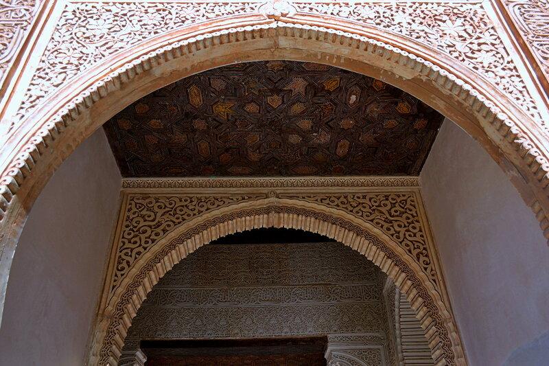 Узоры Альгамбры