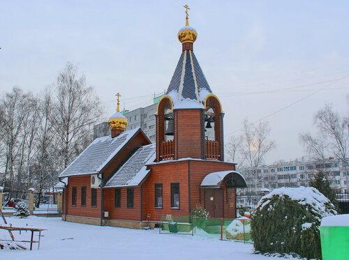 Церковь Иконы Божией Матери Неупиваемая Чаша в Лесных Полянах