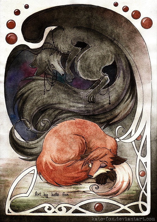 Original Illustrations by Kate-FoX
