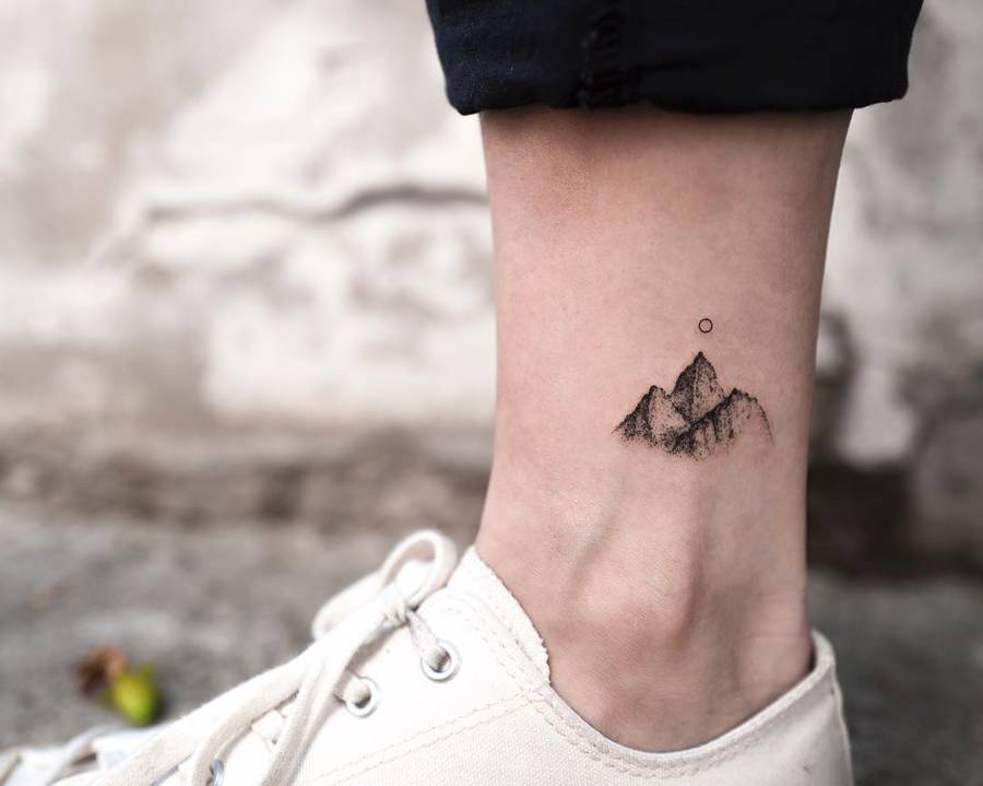 Little Tattoos Inspired by Nature