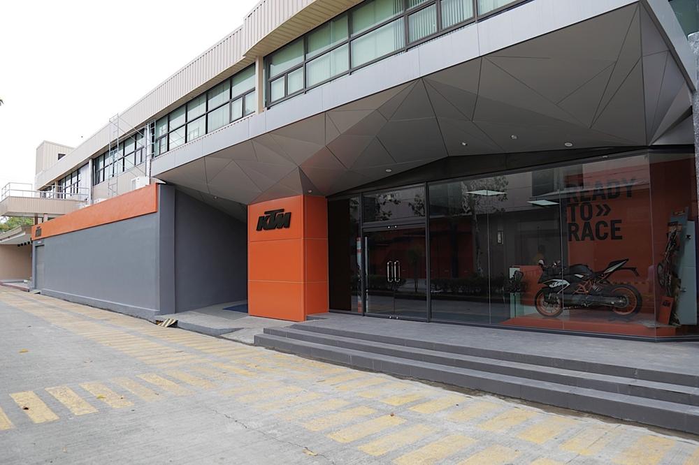 Компания KTM открыла завод на Филиппинах