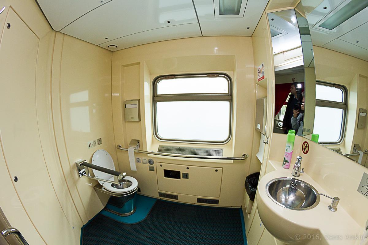 пассажирский вагон КРИ фото 11