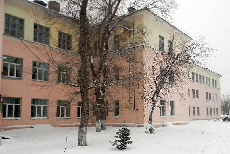 Здание городской клинической больницы