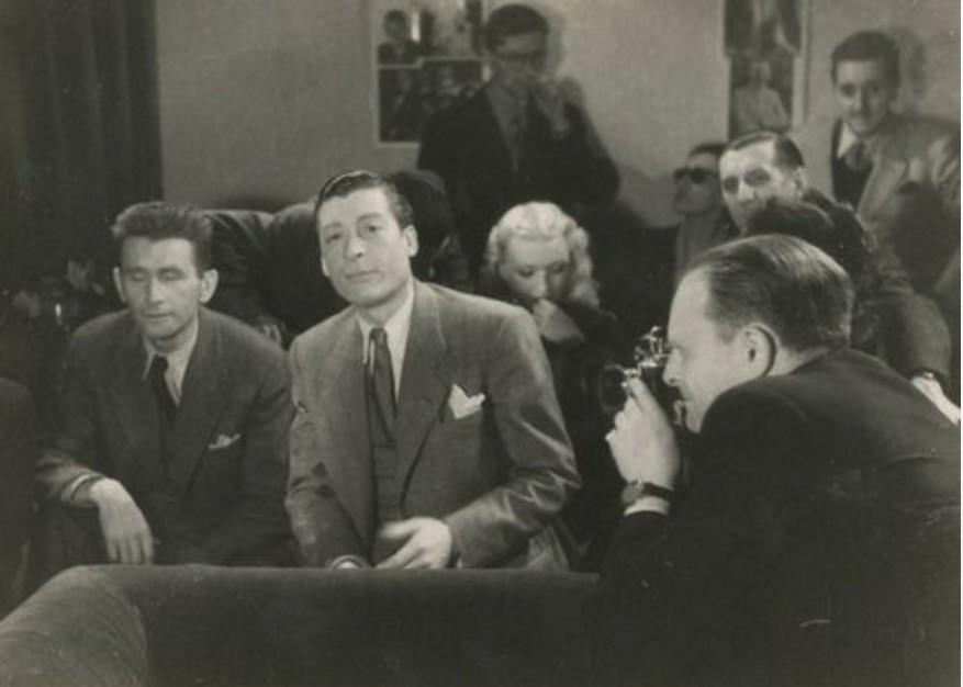 1936. Социальные движения в компании Ситроен