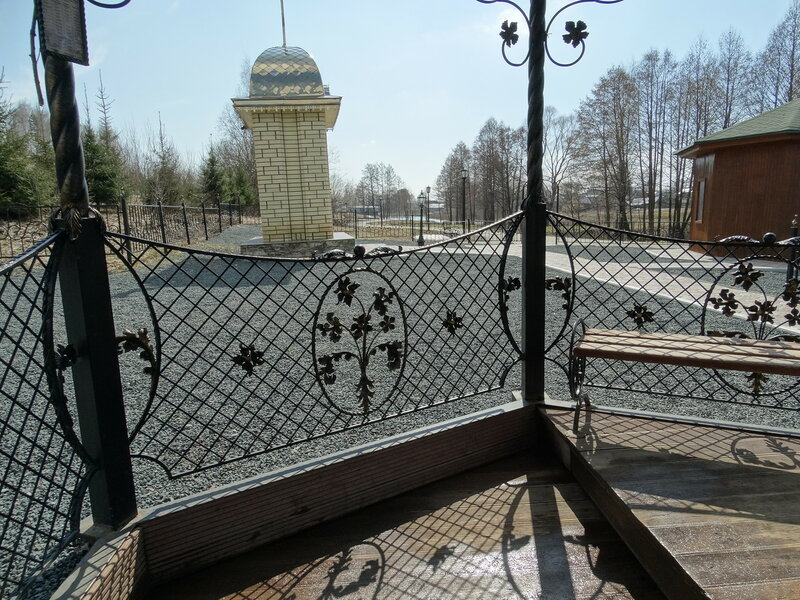 Источник Николая Чудотворца с.Среднее Девятово