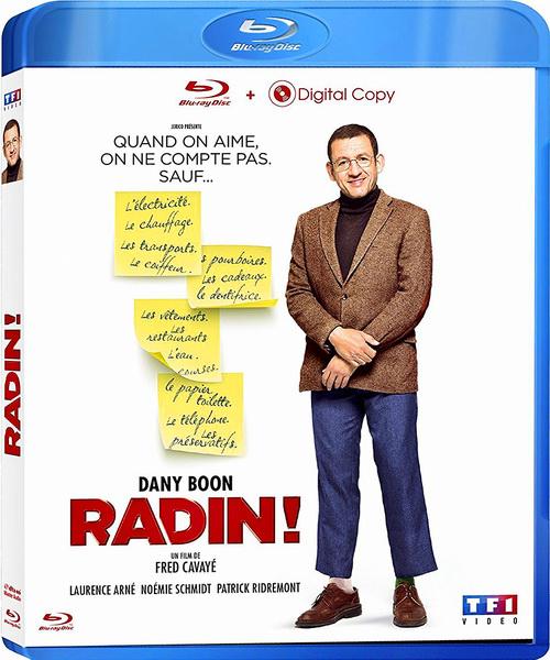 Жмот / Radin ! (2016/BDRip/HDRip)