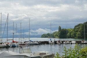 У Женевского озера