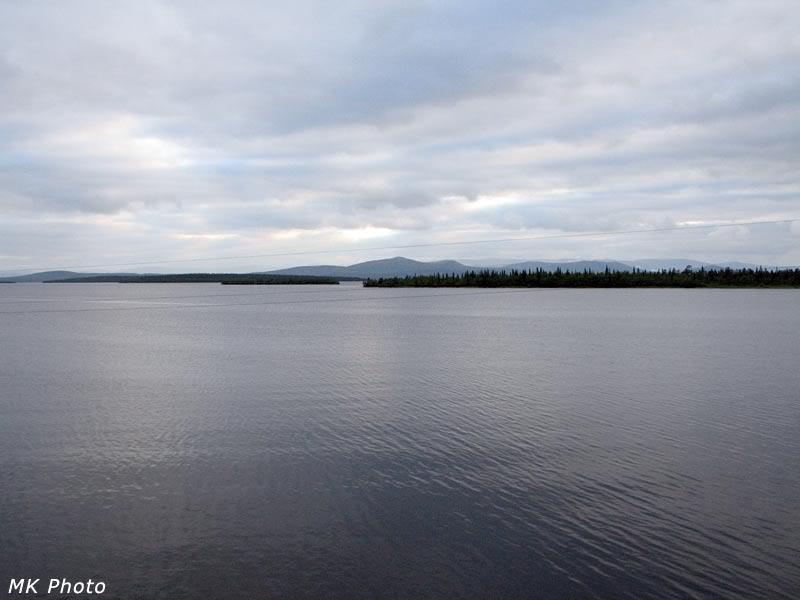 Озеро Имандра