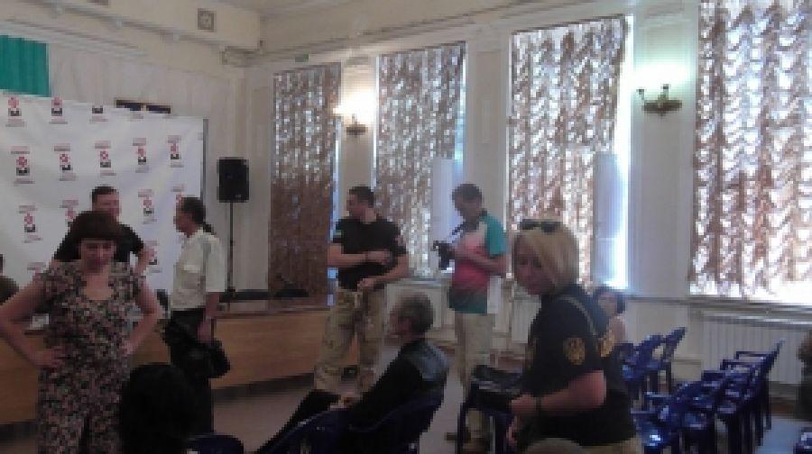 ПС принял участие заседание штаба самообороны Мариуполя
