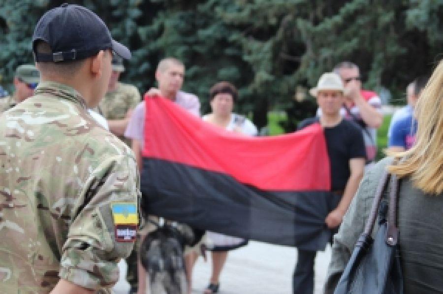 В Украине после событий в Мукачево прошла волна акций и пикетов