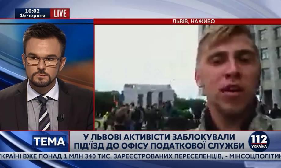 Во Львове главу областного уголовного розыска поймали пьяным за рулем, - Парасюк