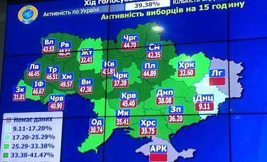 """Явка на выборах в Госдуму в оккупированном Крыму составила 49,1% - гораздо ниже ожиданий Кремля, - """"Зеркало недели"""""""