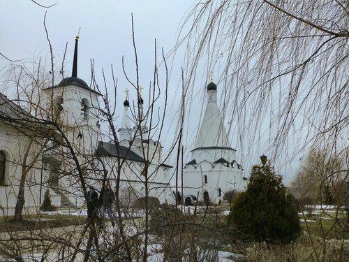 Спасо-Преображенский Воротынский женский монастырь